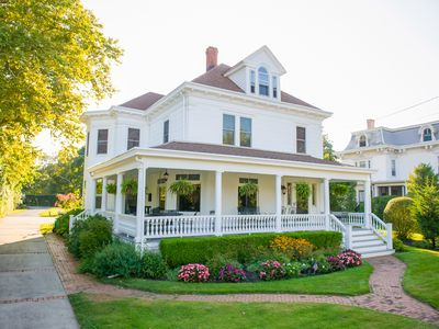Photo for Greenport Village home for seasonal rental, good for group or extended family