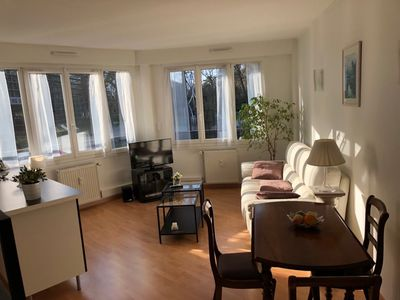 Photo for Beautiful apartment in the city center of Reims