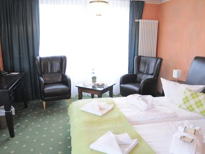 Photo for Double room de luxe sunny side - AURELIA Hotel St. Hubertus