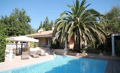 Photo for 5 bedroom accommodation in Mougins