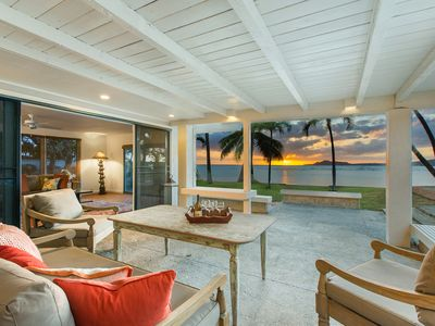 Photo for *15% discount on stays Now-6/14* Hale Kai - Ocean front, 5br home with stunning views!!