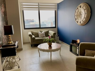 Photo for Pure - Beautiful 2 Bedroom Apartment in Polanco