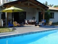 Nice house in Auitaine with great pool