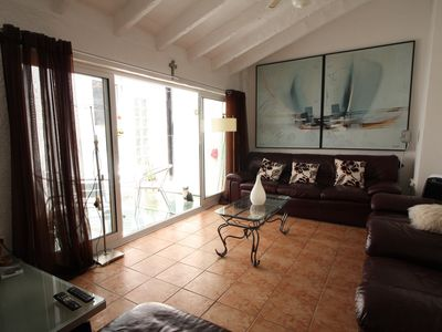 Photo for IDYLIC VALENCIAN SPANISH TOWNHOUSE, 3 BEDS, 2 LOUNGES, 2 TERRACES, WIFI