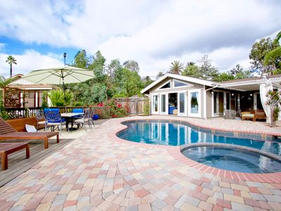 Photo for Secluded Haven w/ Private Pool!
