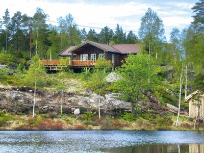 Photo for 8 person holiday home in BJELLAND