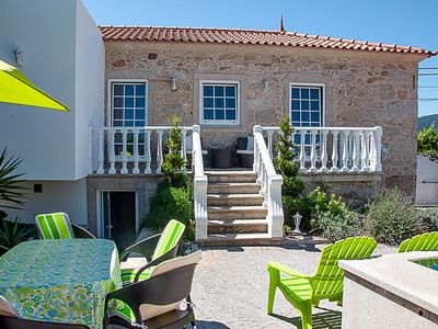 Photo for Casa Pedro and Inês - Holydays House - Tourism and leisure on the Green Coast!