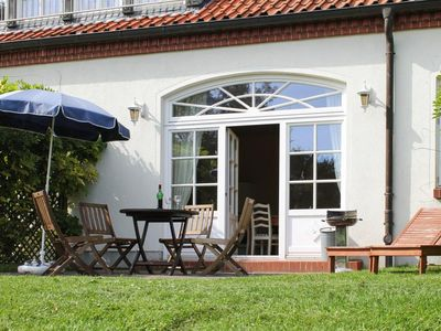 Photo for Terraced house auf Gut Brook, Brook  in Mecklenburger Bucht - 4 persons, 2 bedrooms