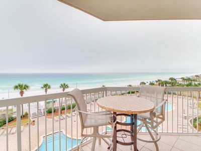 Photo for Exquisite gulf-front getaway w/ocean views, two shared pools, hot tubs, & more