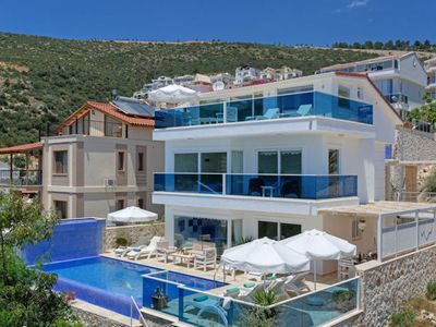 Photo for Villa Ful is located Kalamar area which is one of the best area in Kalkan/Turkey. Villa Ful is 4 bed