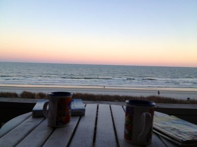 Photo for Beautiful Direct Oceanfront Spacious Condo With Fantastic View!!!!