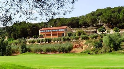 Photo for House for Calafell with pool, olive grove and forest with golf