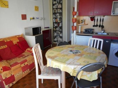 Photo for Apartment Port Camargue, studio flat, 4 persons