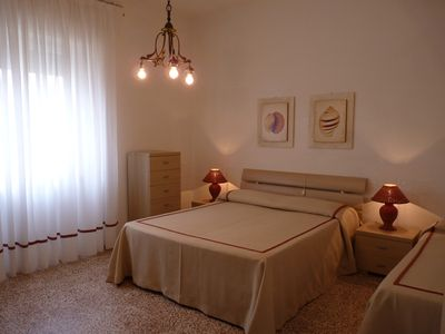 Photo for Sunny apartment at 200 meters from the beach in Castiglione della Pescaia