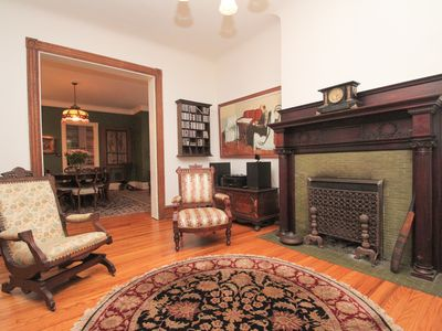 Photo for EXTRAORDINARY VICTORIAN HOUSE FEW MINUTES AWAY FROM UPENN AND DREXEL