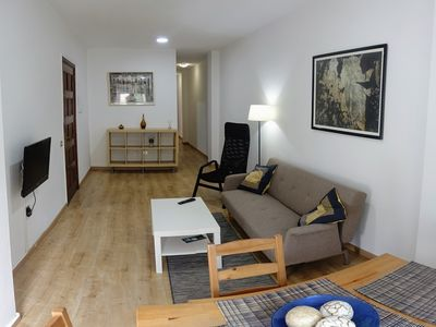 Photo for Centric One Bedroom Flat in Santa Cruz 3A