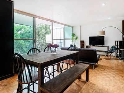 Photo for Vintage Amsterdam - Beautiful 2-bedroom La Condesa