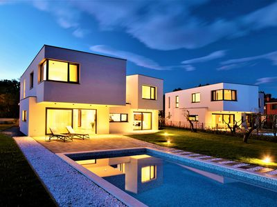 Photo for Delux villa with pool, sauna and jacuzzi