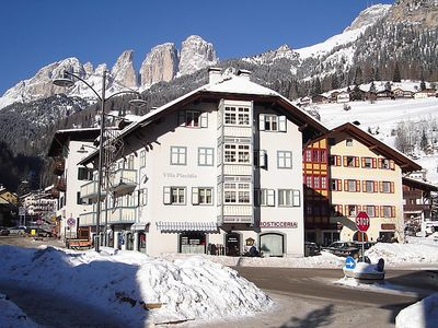 Photo for Apartment Villa Placidia  in Canazei, Dolomites - 5 persons, 2 bedrooms