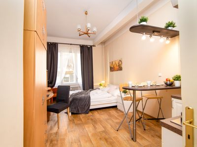 Photo for Cozy Studio at Wenceslas Square Ve Smeckach - Apartment for 2 people in Praha
