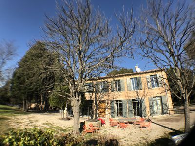 Photo for Mas Cabardele, Aix-en-Provence, 6 rooms