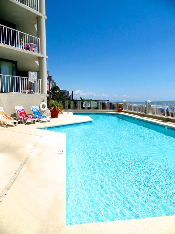 Oceanfront Condo With Outrageous View Garden City Beach Surfside Beach Myrtle Beach Grand