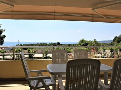 Photo for Cozy apartment Mediterraneo in the city of Krk