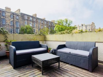 Photo for 3BR Apartment Vacation Rental in Edinburgh City, Edinburgh