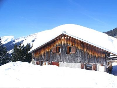 Photo for renovated alpine chalet - charming - pretty hamlet on track Avoriaz