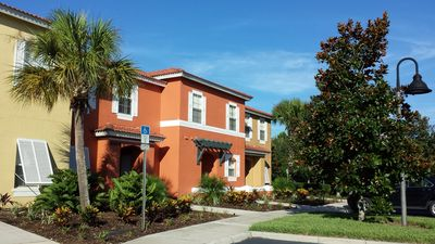 Photo for Gated Emerald island townhome, Overlook Pool, 3 mi to Disney, rent by owner
