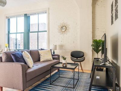 Photo for Cute + Cozy Loft   2 Blocks to Convention Center