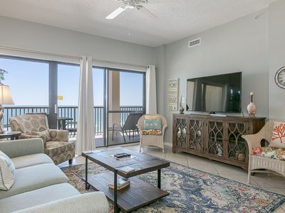 Photo for The Palms #603: 3 BR / 2 BA condo in Orange Beach, Sleeps 8