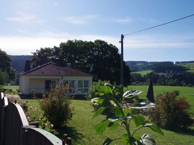 Photo for Holiday house with large garden and wonderful view