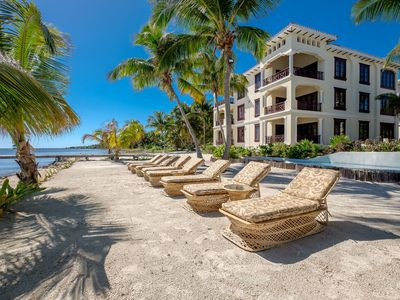 Photo for 2-bedroom Villa on private white sandy beach. Best Summer rates!