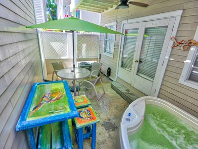 Photo for ARTIST'S HOUSE @ Duval Square by Rent Key West Vacations - Located on Duval