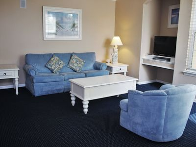 Photo for Luxury on a budget - Runaway Beach Club - Beautiful Relaxing 2 Beds 2 Baths Townhome - 3 Miles To Disney