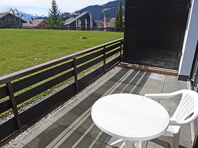 Photo for Apartment Eurotel in Villars - 2 persons, 1 bedrooms