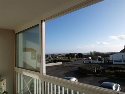 Photo for Quartier du Phare between sea and forest - Pleasant apartment for 3 to 4 people.