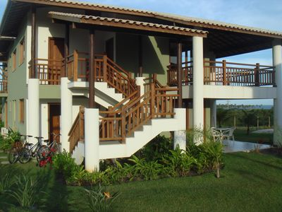 Photo for Comfortable beach house in Imbassaí Reserve, with pool and laser area