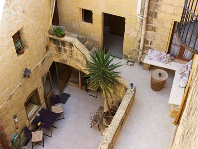 Photo for Triple Room Ensuite in a Traditional Authentic Gozitan Farmhouse in Gharb, Gozo