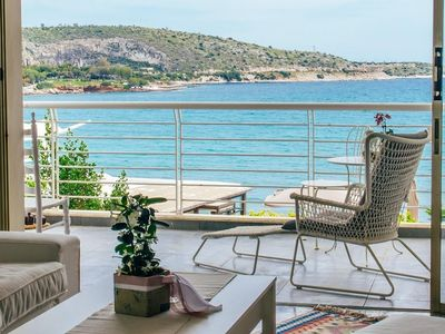 Photo for 2BR Apartment Vacation Rental in Vouliagmeni, Attica