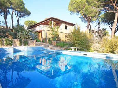 Photo for Tropicana: House with spectacular pool and garden
