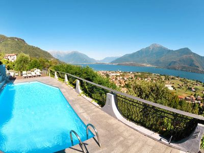 Photo for Apartment Hotel-Residence Odissea  in Gravedona ed Uniti (CO), Lake Como - 5 persons, 2 bedrooms