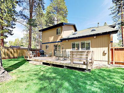 Photo for 2319ORGN: 4  BR, 3  BA House in South Lake Tahoe, Sleeps 10