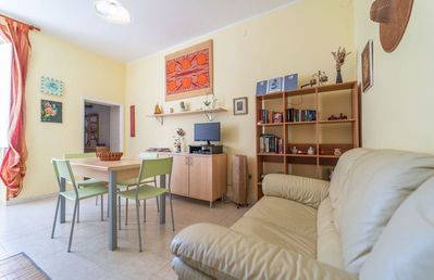 Photo for Attractive Holiday Apartment Domus Fiorita con Balcone with Air Conditioning, Wi-Fi & Balcony; Parking Available