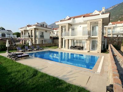 Photo for Golden Homes  Villa With Private Pool In Ovacik