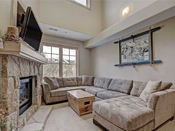 Located steps from downtown & lifts! Outdoor hot tub, heated parking!