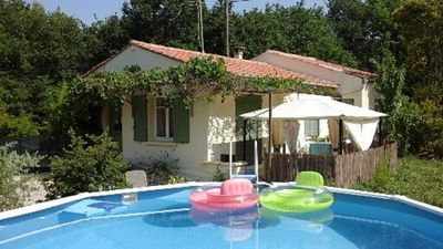 Photo for VILLA IN PROVENCE AT THE FOOT OF LUBÉRON IN PROMOTION