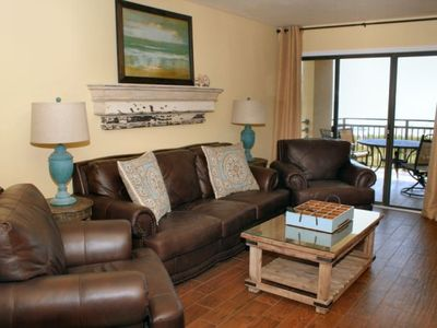 Photo for Oceanfront Pet Friendly 3 BR Condo