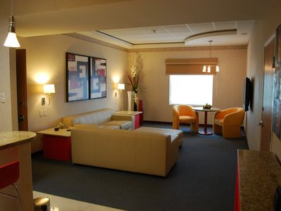 Photo for Luxury suite at Business High Class Hotel